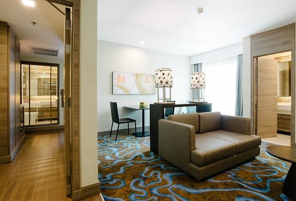 Citrus Suites Room-Citrus Sukhumvit 11 Hotel
