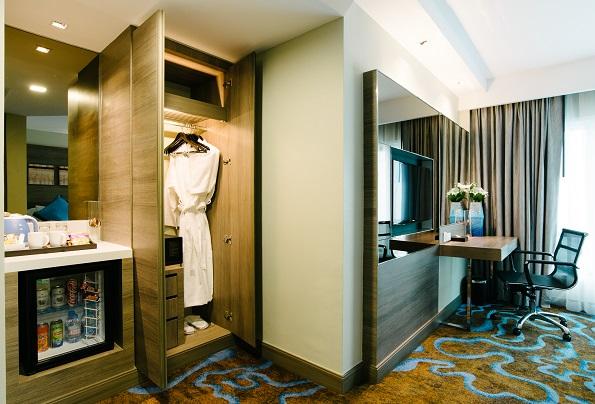 Comfy Room-Citrus Sukhumvit 11 Hotel
