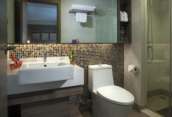 Bathroom-Citrus Sukhumvit 11 Hotel