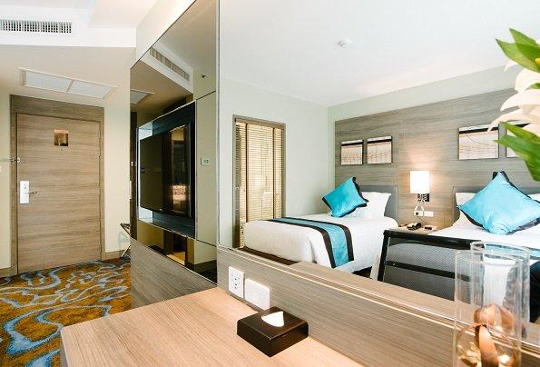 Cozy Room-Citrus Sukhumvit 11 Hotel